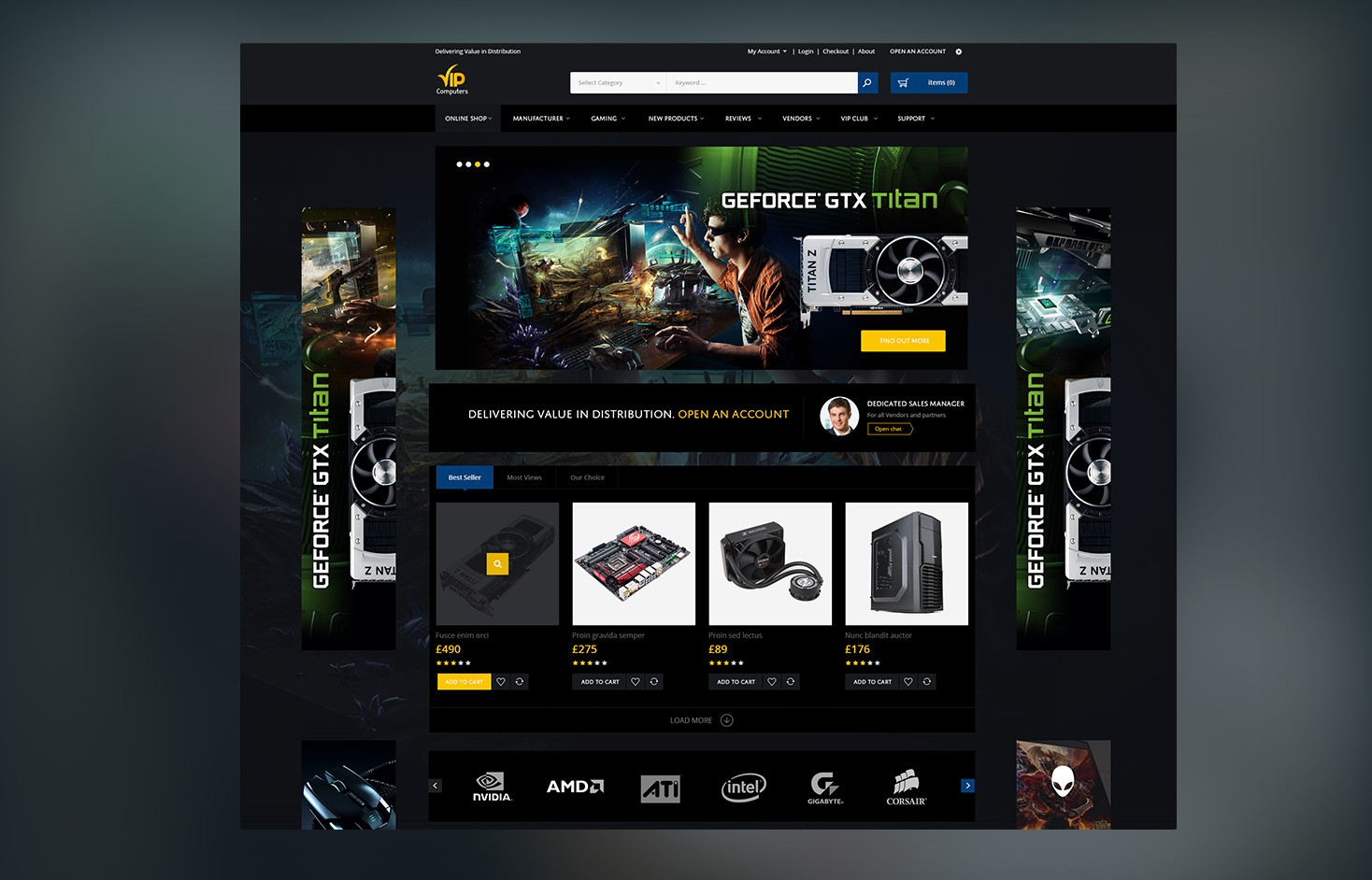VIP-Computers-Slider-Image-Optimised-Ecommerce-Website-Design-Concept